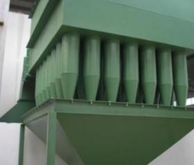 滤袋所选择的材料是较细的纤维材料