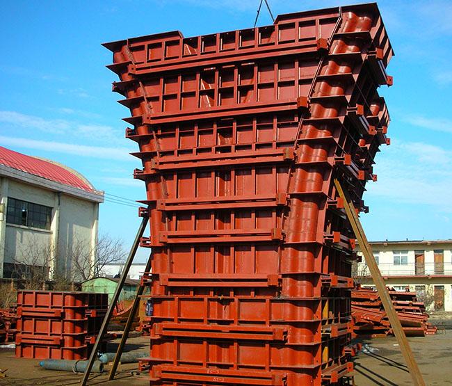 建筑钢模板多少钱一吨