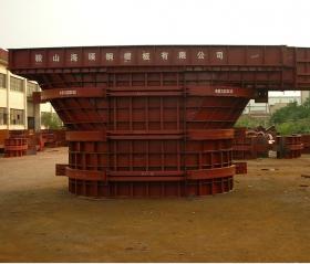 建筑钢模板厚度