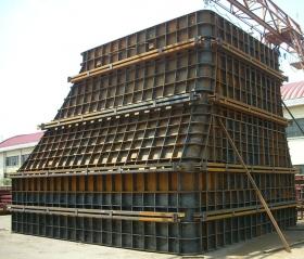 建筑钢模板施工工艺