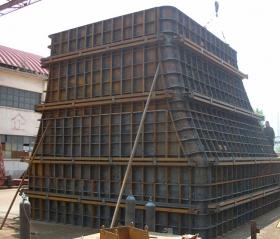 常用建筑钢模板长度