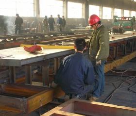 辽宁建筑钢模板公司